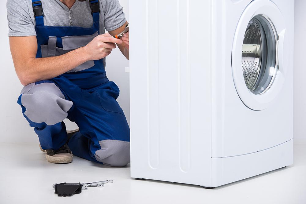 lavatrice rotta