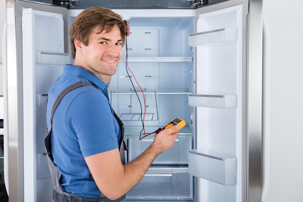 Riparazione frigoriferi como cemar elettrodomestici for Frigorifero indesit no frost