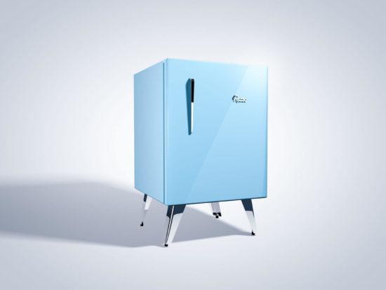 mini frigo, forni touch screen
