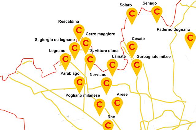 assistenza provincia di milano